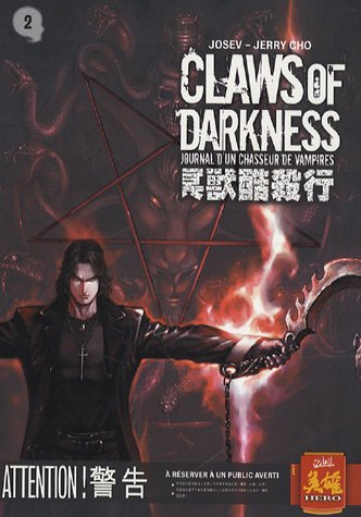 Claws Of Darkness T02