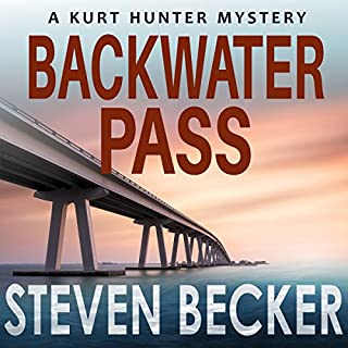 Backwater Pass audiobook cover art