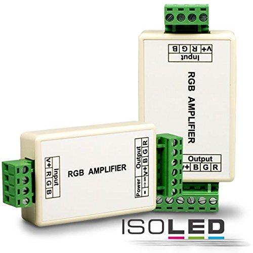 IsoLED Mini RGB Verstärker, 3x4A max. 288W