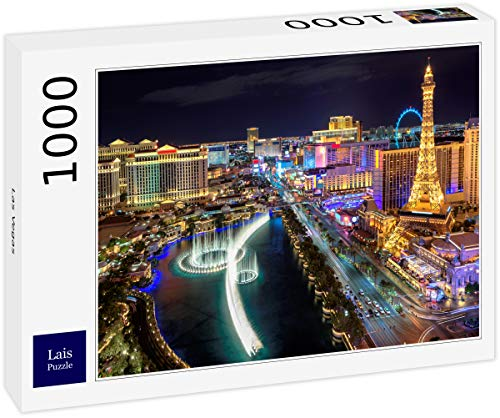 Lais Puzzle Las Vegas 1000 Piezas