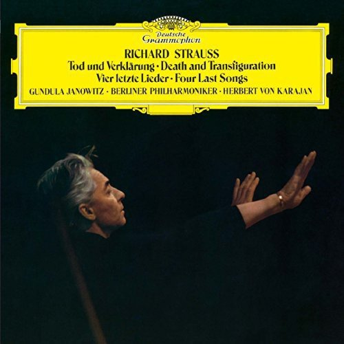 R.シュトラウス:交響曲詩「死と変容」、4つの最後の歌
