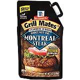 McCormick Grill Mates Montreal Steak Steakhouse Burgers Sauce Mix-Ins, 2.83 oz