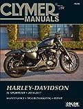 Clymer Harley-Davidson XL Sportster (2014 - 2017) (Clymer Powersport)