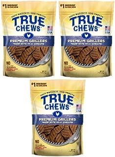 True Chews Tyson Premium Grillers Chicken 36oz (3 x 12oz)
