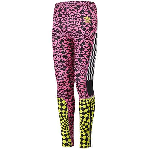 Adidas Originals ObyO Jeremy Scott Opart Leggings Heren Tee Yoga Fitness Sportbroek Pants