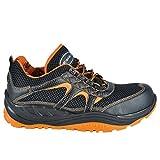Cofra 40-55010000-41 - Zapatos de seguridad Shiatsu S1 P Src Maxi Confort zapatos 55010-000 Deportes, tamaño 41