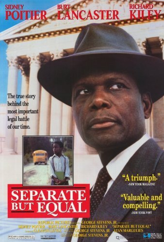 Separate but Equal POSTER Movie (27 x 40 Inches - 69cm x 102cm) (1991)