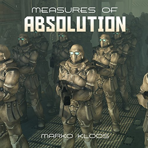 Measures of Absolution audiobook cover art