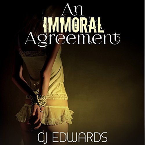 An Immoral Agreement audiobook cover art