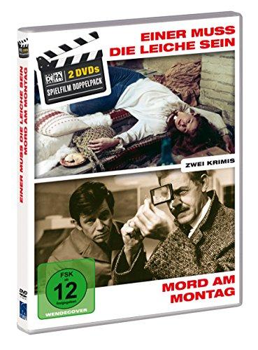 Einer muss die Leiche sein / Mord am Montag [2 DVDs]