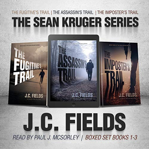 The Sean Kruger Series Complete Boxed Set  By  cover art
