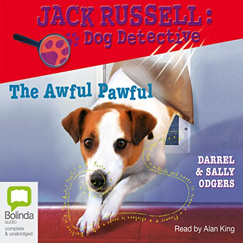The Awful Pawful audiobook cover art