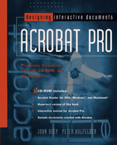 Designing Interactive Documents With Adobe Acrobat Pro