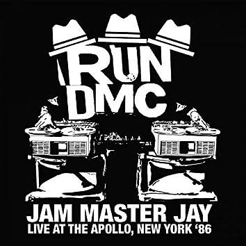 Jam Master Jay - Live At The Apollo, Ny, 19 Apr 86 (Remastered)