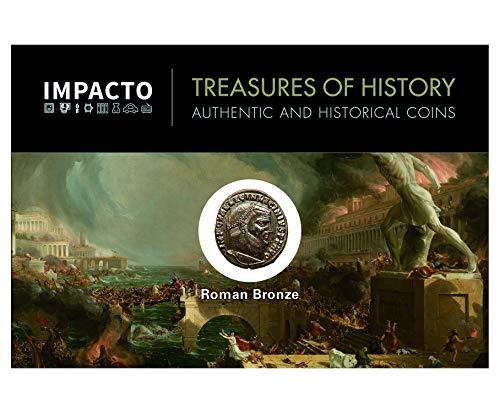 IMPACTO COLECCIONABLES El Bronce del Bajo Imperio Romano.