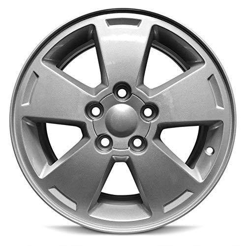 Road Ready Replacement For Aluminum Wheel Rim 16x6.5 Inch 06-12 Chevrolet Impala 06-07 Monte Carlo
