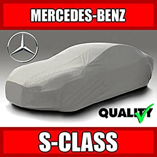 AutoPartsMarket Mercedes S-Class Coupe 2015 2016 2017 2018 Ultimate Waterproof Custom-Fit Car Cover