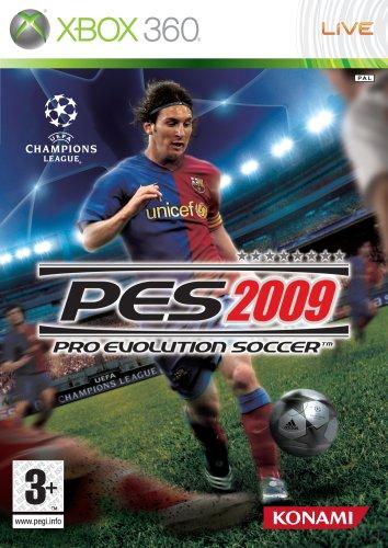 Pro Evolution Soccer 2009 (Xbox 360) [Importación inglesa]