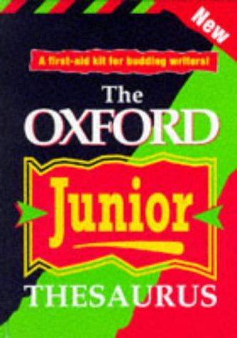 OXFORD JUNIOR THESAURUS (NEW ED)