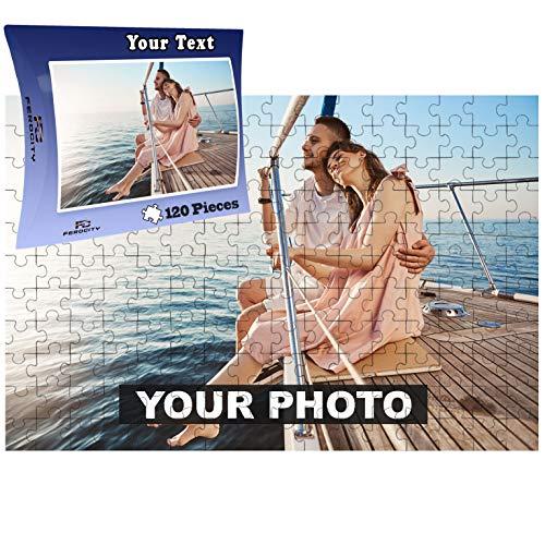 Puzzle Rompecabezas Personalizado con Foto 120 Piezas - Pers