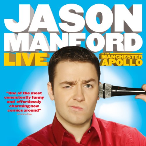 Jason Manford - Live at the Manchester Apollo cover art