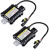 HID Ballast 12V 55W for Cars, Motorcycles, Electric Vehicles Super Slim Xenon Ballast Waterproof Performance Plug & play Constant Power Output