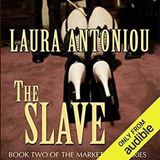 The Slave: Book Two of the Marketplace Series audiobook cover art