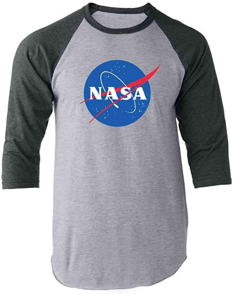 NASA Approved Meatball Logo Graphic Space Vintage