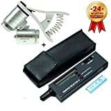 Best Diamond Detectors - High Accuracy Diamond Tester+60X Clip-On Microscope Magnifier Professional Review