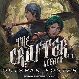Page de couverture de The Crafter: Legacy