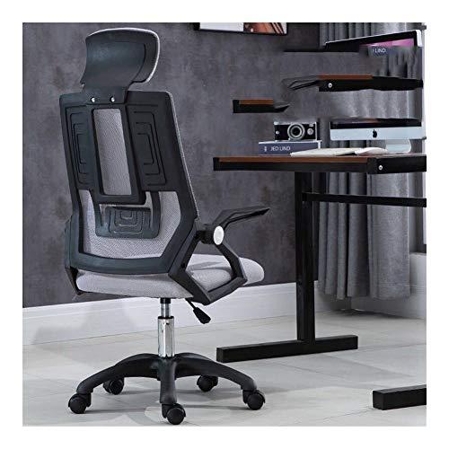 GAONAN Escritorio Silla de oficina Silla Gaming silla del acoplamiento con el deber for sillas de brazos giratorios pesados ergonómico diseño de la almohadilla y respaldo reclinable Soporte Sedia gi
