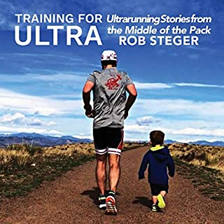 Training for Ultra audiobook cover art