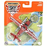 Matchbox Sky Busters Cessna Caravan, Red and White