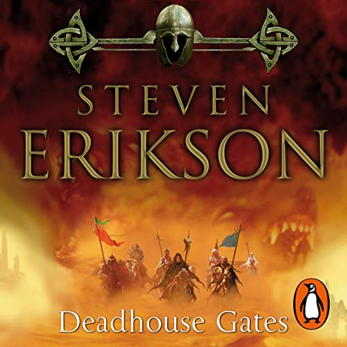 Deadhouse Gates     The Malazan Book of the Fallen 2              Auteur(s):                                                                                                                                 Steven Erikson                               Narrateur(s):                                                                                                                                 Ralph Lister                      Durée: 34 h et 4 min     Pas de évaluations     Au global 0,0