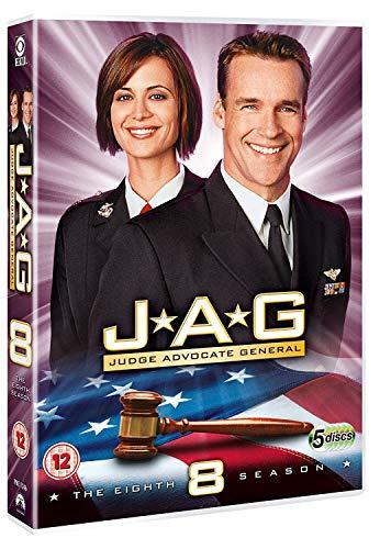 Jag Season 8 [Edizione: Regno Unito] [Edizione: Regno Unito]