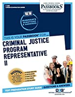Criminal Justice Program Representative II (Career Examination)