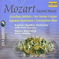 Sacred Music, Coronation Mass, Etc: Mathis, Klee, Haselbock / Eco, Wiener Akad