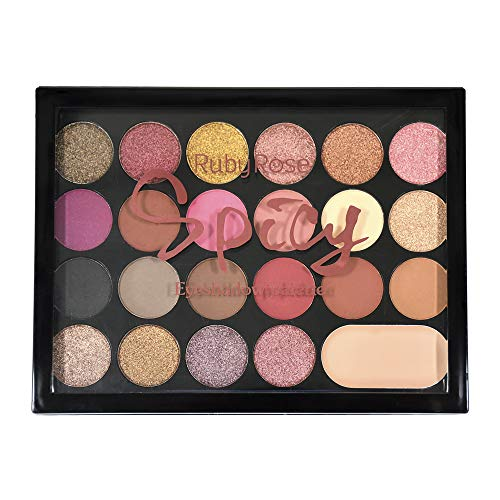 Sombras Maquillaje Remate marca RUBY ROSE