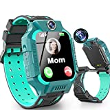 Best Gps Tracker For Kids - Kids Smart Watch Phone Waterproof GPS Tracker Review