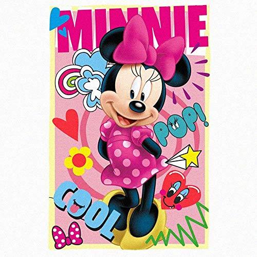 Kids Manta Polar Diseño Minnie