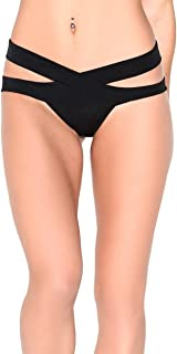Scrunch Back Aries Bottoms, Strappy Bikini Booty Shorts