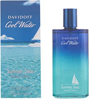(120ml) - Cool Water Summer Seas Limited Edition For Men 120ml Eau De Toillette Spray By Davidoff