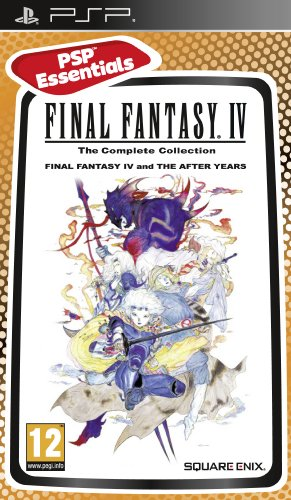 SQUARE ENIX FINAL FANTASY IV THE COMPLETE COLLECTION (ESSENTIAL)