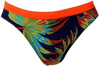 Hom Men's Paradisiaque Swim Mini Briefs Trunks