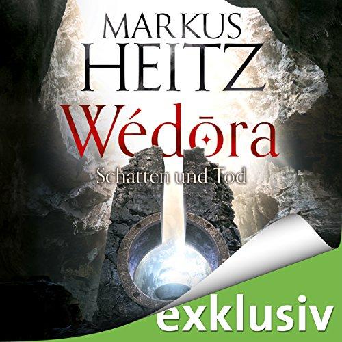 Schatten und Tod (Wédora 2) audiobook cover art
