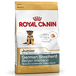 Royal Canin Puppy/Junior Complete Dog Food for German Shepherd (3kg) 3kg Royal Canin Quantity: 1