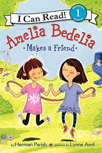 Amelia Bedelia Makes a Friend (I Can Read Level 1)の詳細を見る