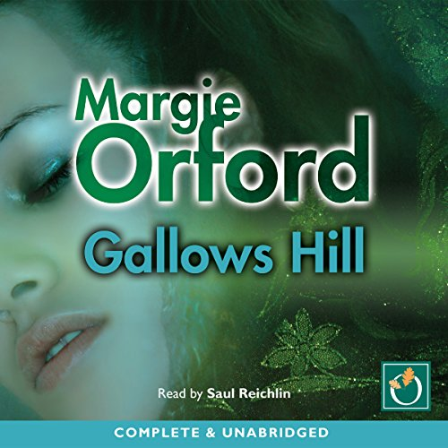 Gallows Hill audiobook cover art
