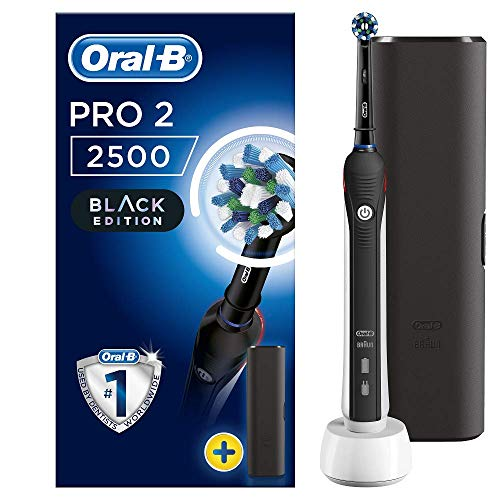 Oral-B Pro 2 2500 CrossAction Electric Toothbrush...