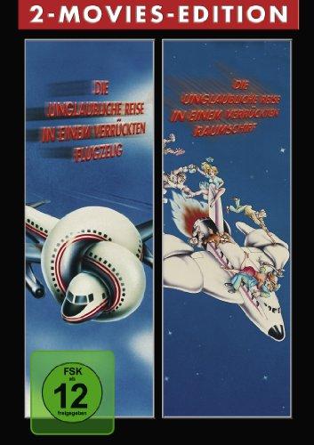 Die unglaubliche Reise in einem verrückten Flugzeug/Raumschiff [2 DVDs]